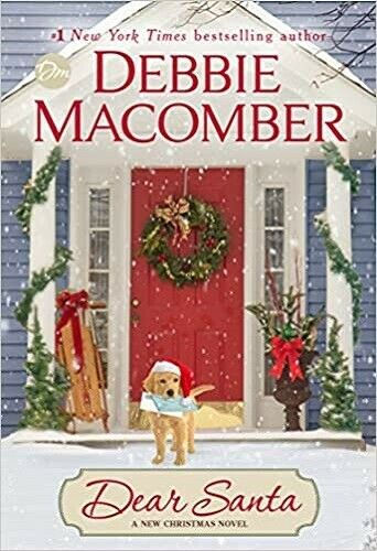 Dear Santa: A Novel by Debbie Macomber HARDCOVER  Holiday Fiction (Books) NEW