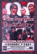 Buckcherry Poster