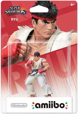 Ryu Amiibo - Super Smash Bros. Series [Brand New]