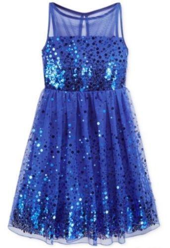Girls Party Dress Size 12 Ebay