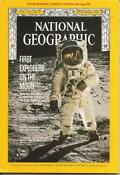 National Geographic Magazine 1969