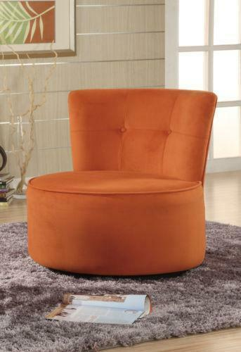 Round Swivel Chair Ebay