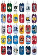 NBA Dog Tags