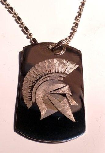 Spartan Necklace Ebay