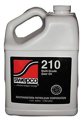 Swepco 210 Multi-Grade Gear Lubricant 1 Case, 6 Gallons