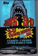 Jaws Trading Cards