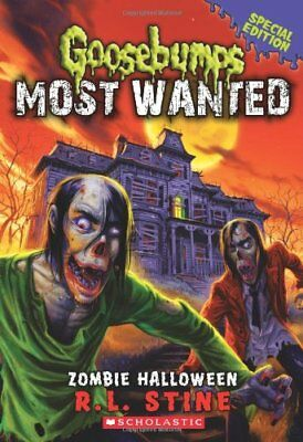 E Halloween Special (Zombie Halloween (Goosebumps Most Wanted Special)