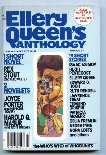 Ellery Queen Mystery Magazine Ebay