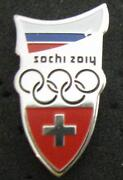 Switzerland Pin