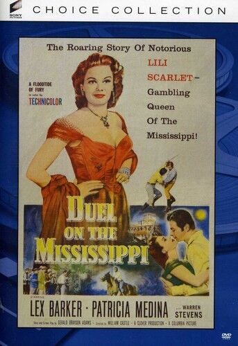Duel on the Mississippi (2012, DVD NEW) WS/DVD-R