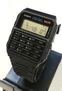Vintage Casio Calculator Watch