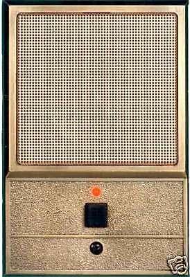Intercom Station (Audio Technology Intercom Door Station (DSCB) Brass)