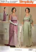 Edwardian Sewing Pattern