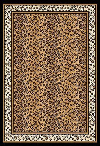 Leopard Rug Runner Ebay