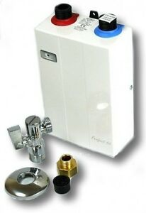 Klein Durchlauferhitzer 9,0 KW Untertisch Elektronisch