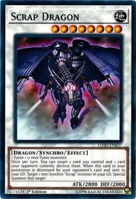 YUGIOH Scrap Deck w/ Machine COMPLETE 40 - Cards