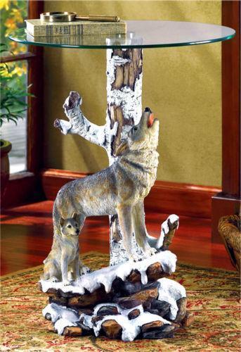 Wolf Table Ebay