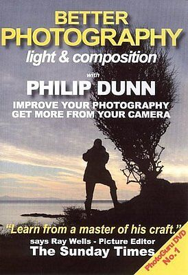 Better Photography Vol 1 - Light And Composition - CAMERA - Photo Shoots -