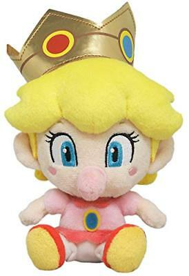 Super Mario ALL STAR COLLECTION Baby Peach S Plush Doll Stuffed toy JAPAN 2018