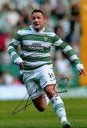Celtic FC Autographs