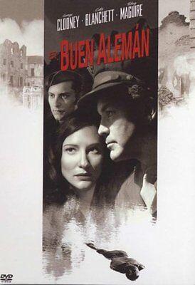PELICULA DVD EL BUEN ALEMAN PRECINTADA