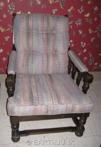 Ethan Allen Upholstered Chair Ebay