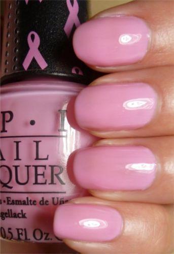 Opi I Think In Pink Ebay