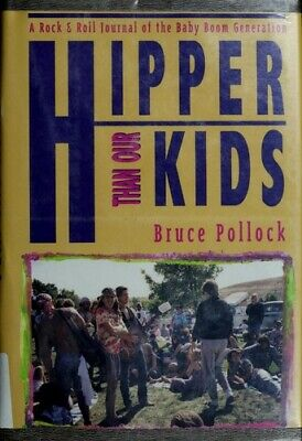 Rocks Baby Journal - Hipper Than Our Kids : A Rock and Roll Journal of the Baby Boom Genera-ExLibrary