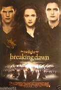 Twilight Cast Signed