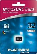 SDHC Speicherkarte 32GB