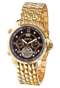 mens gold diamond watch mens 14k gold diamond watch