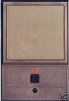 Intercom Station (Audio Technology Intercom Door Station (DSCA) Antique)