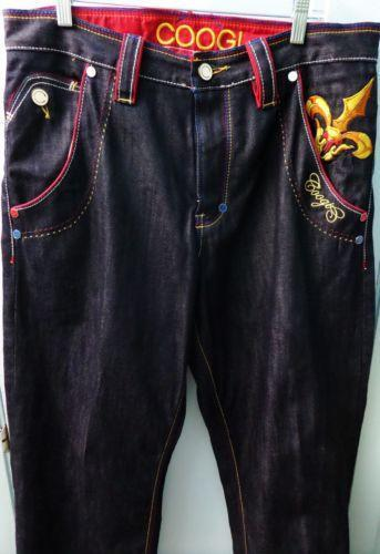 Mens Coogi Jeans Ebay