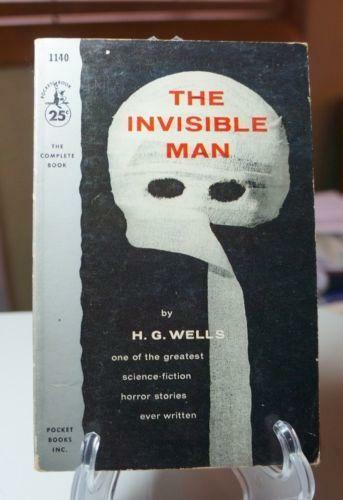 the invisible man wells essay Free essays from bartleby | the invisible man is adding to his own identity, his integrating heritage, and reforming his self-understanding the sambo doll.