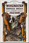 Dog Tin Sign