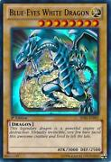 Yugioh Blue Eyes White Dragon Ultra RARE