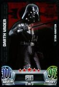 Star Wars Karten Darth Vader