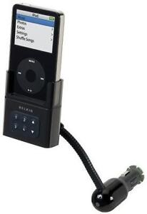 Belkin TuneBase FM Transmitter for iPod with Dock Connector