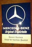 Emailschild Mercedes