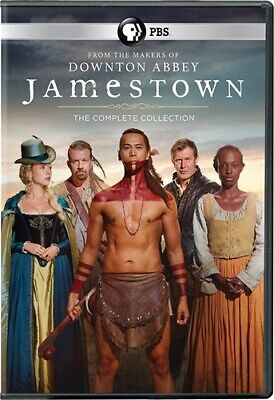 JAMESTOWN THE COMPLETE TV SERIES COLLECTION New Sealed 6 DVD Set Seasons 1 2 3