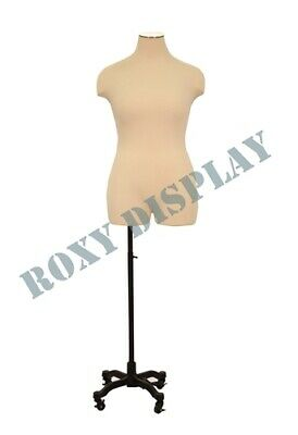 Female Plus Size Mannequin Manequin Manikin Body Dress Form Jf-ff2wplbs-wb02t