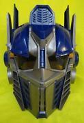Optimus Prime Mask