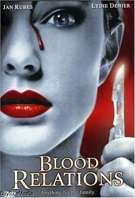 Halloween Related Movies (BLOOD RELATIONS & EXPECTING MERCY  (DVD  2 Movies))