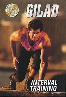 GILAD BODIES IN MOTION INTERVAL TRAINING WORKOUT DVD NEW SEALED EXERCISE - Interval Training Workouts