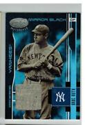 Babe Ruth Jersey Card