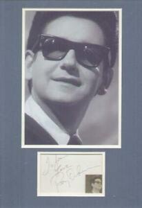 Roy Orbison Music Ebay