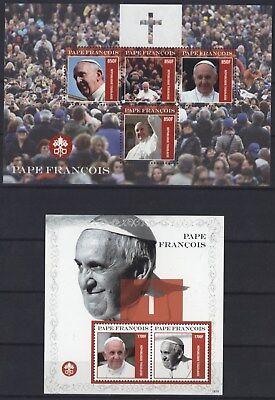 Togo 2014 - Papst Franziskus - Pope Francis - Pape François - Papa Francisco **