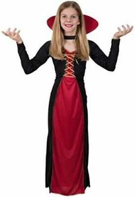 Kangaroo Halloween Costumes Girls Ladies Victorian Vampire Costume Medium 12-14