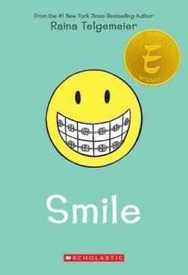 Smile - Paperback By Telgemeier, Raina - GOOD