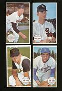 1964 Topps Giants Set